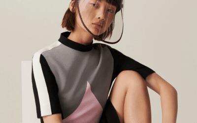 Louis Vuitton presenta su nueva mascarilla protectora facial