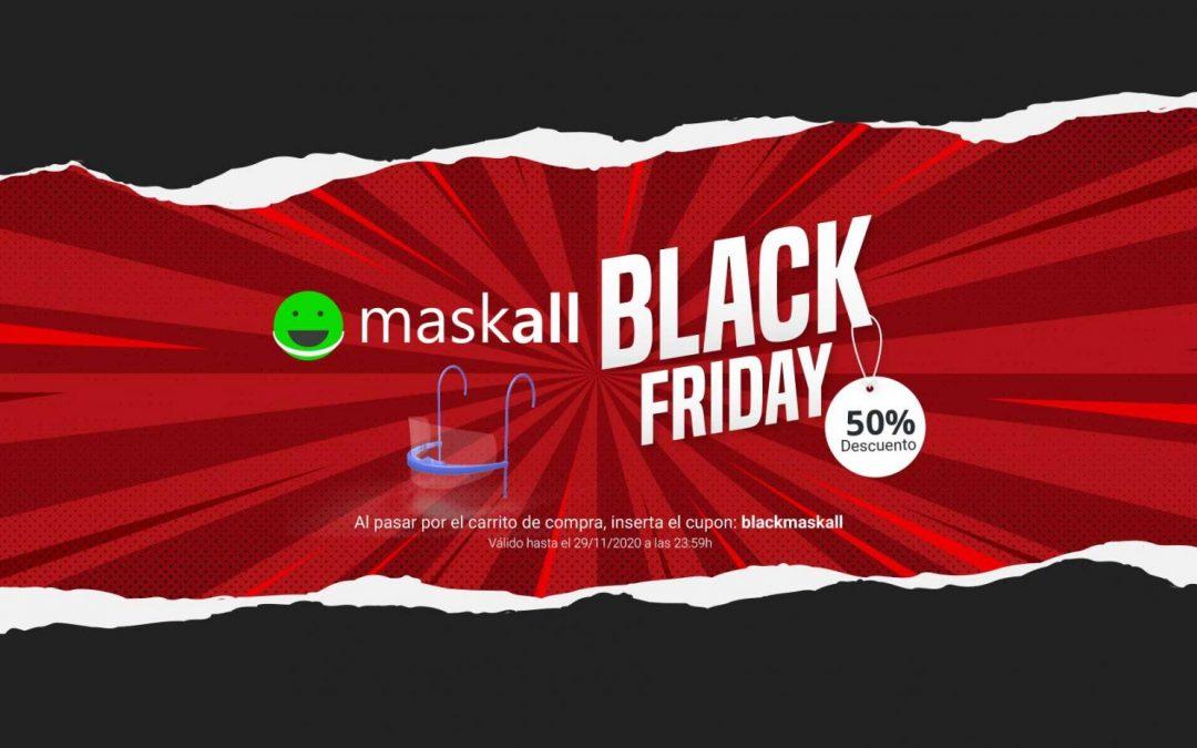 50% de descuento Black Friday